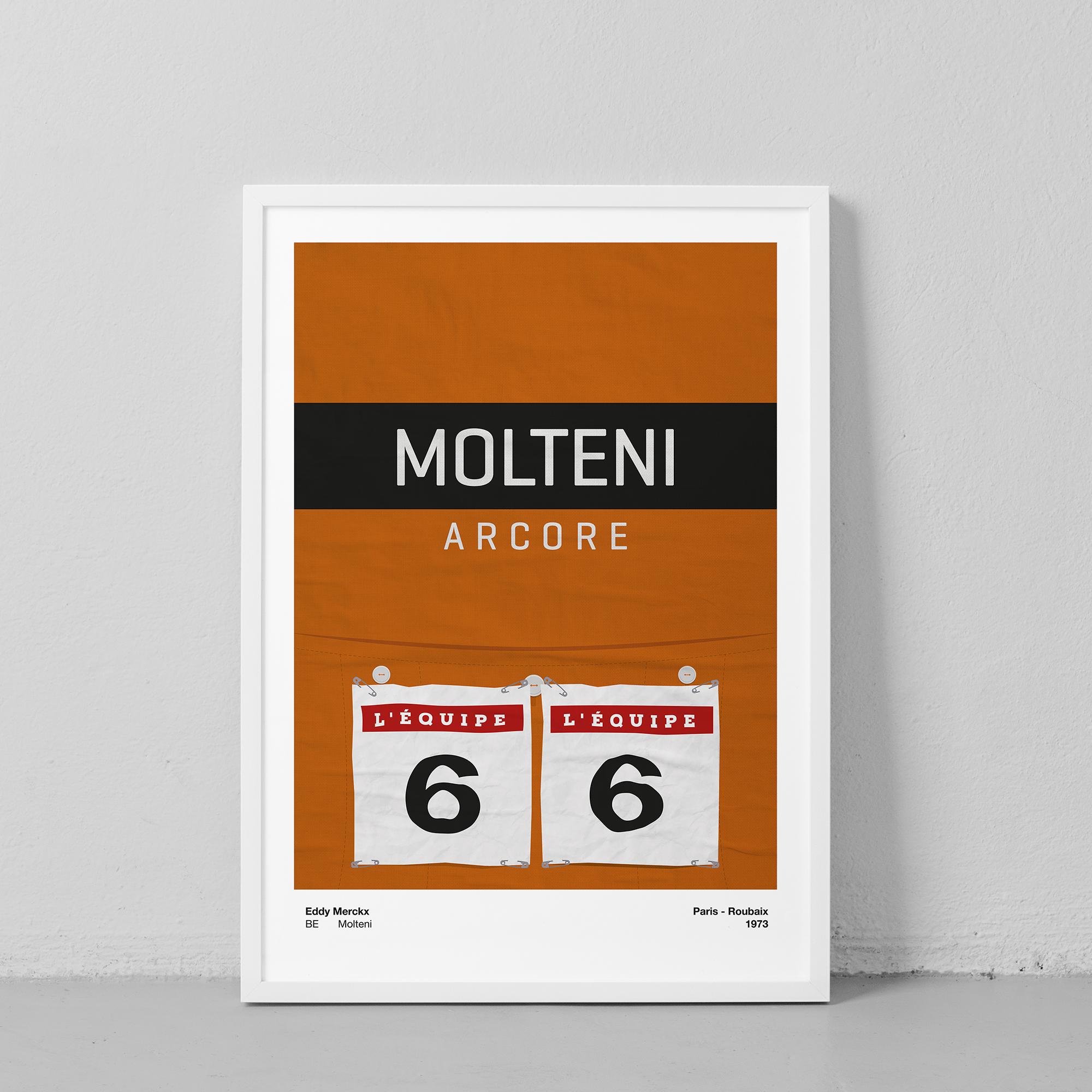 Eddy Merckx, Molteni