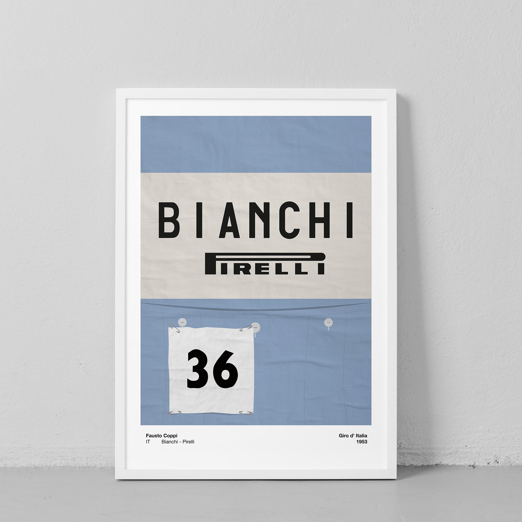Fausto Coppi, Bianchi Pirelli
