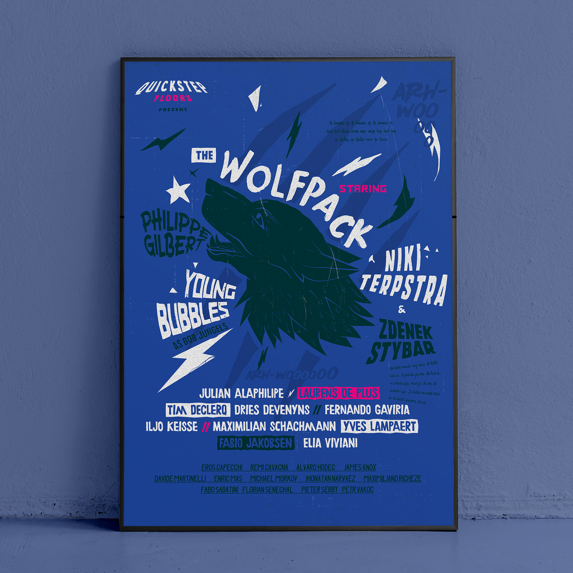 Wolfpack, Quickstep